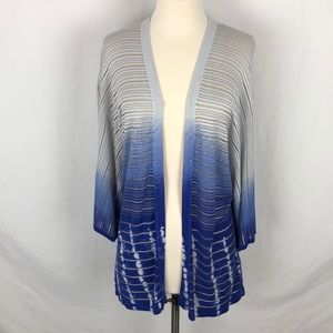 Travelers by Chicos cardigan